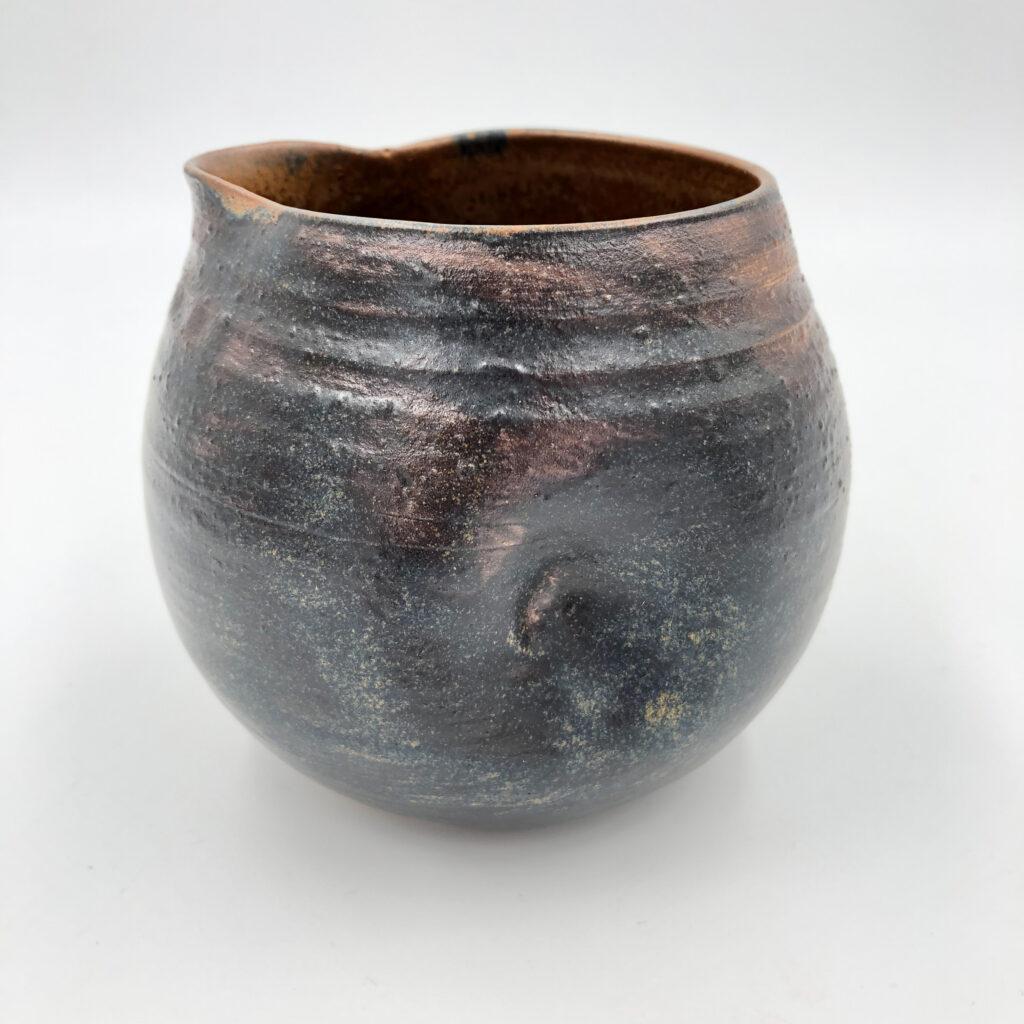 Globe shaped jug